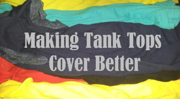 Tank Top Graphic for Blog