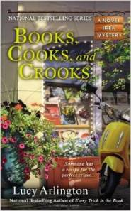 Books, Cooks, and Crooks Amazon
